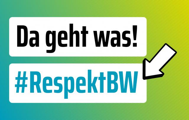 Gesellschaftliches Miteinander: Landesregierung startet Kampagne #RespektBW