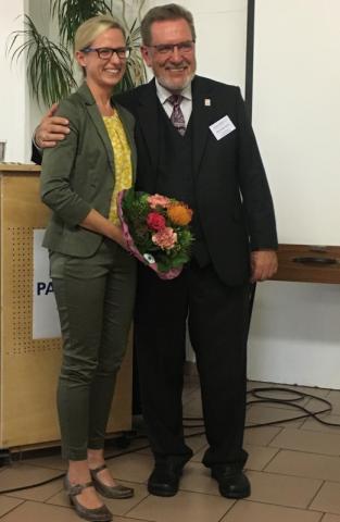 Neue Leitung der Regionalgeschäftsstelle Heilbronn-Franken