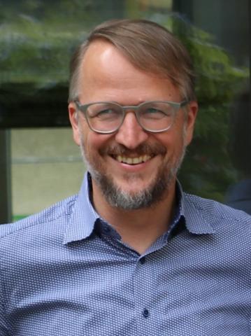 Werner Fritz zum neuen Fachgruppenvorsitzenden gewählt