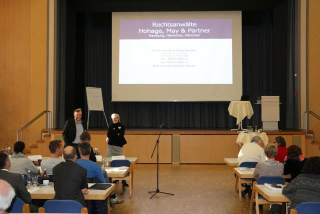 Dokumentation der PARITÄTISCHEN Fachtagung zum BTHG mit Herrn Hohage am 13.12.16 in Stuttgart