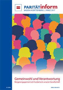 Parität Inform: Bürgerengagement - Motor des Gemeinwohls