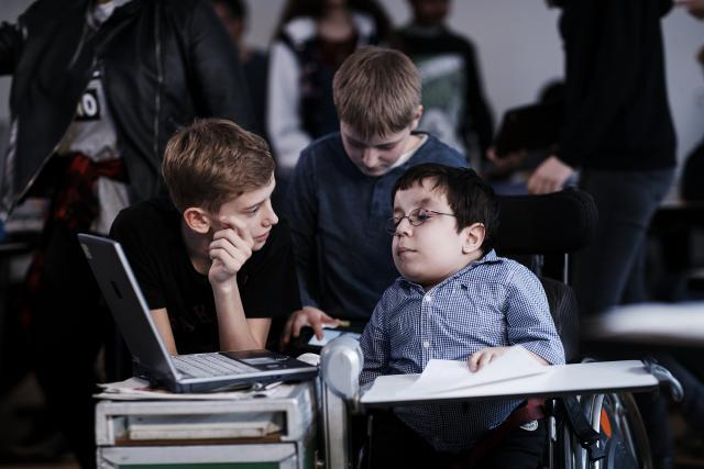 """Neue Förderaktion """"Internet für alle"""" der Aktion Mensch"""