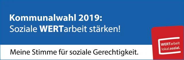 PARITÄTISCHER Kampagnenkoffer zur Kommunalwahl 2019