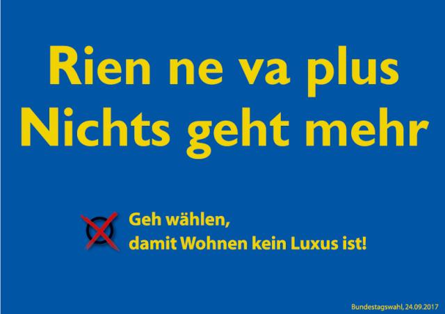 Paritätische Karten zur Bundestagswahl 2017