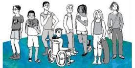 Dazugehören! Bessere Teilhabe für traumatisierte und psychisch belastete Kinder und Jugendliche