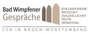 5.  Bad Wimpfener Gespräche am 17. Juli 2019 im Kloster Bad-Wimpfen