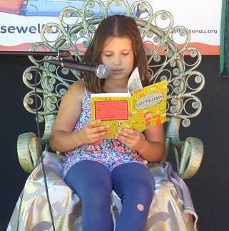 Lesewelt lädt zum 8. Kinder-Lese-Fest ein