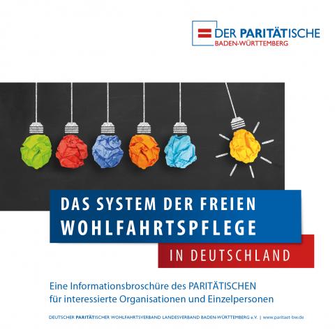 Neue Infobroschüre: Das System der Freien Wohlfahrtspflege in Deutschland