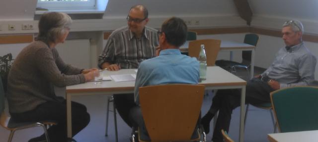 Regionales Vernetzungstreffen zum Pakt für Integration in Karlsruhe