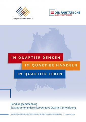 """Neu: Handlungsempfehlung """"Im Quartier denken, handeln und leben"""""""