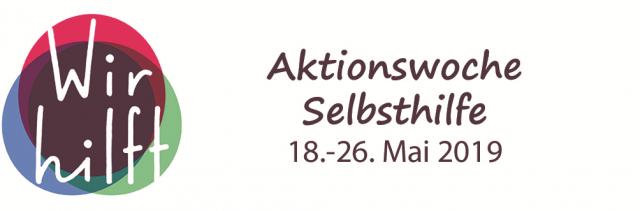 """Auftakt zur bundesweiten Aktionswoche Selbsthilfe 2019 """"Wir hilft"""" am 20.05.2019 auf der BUGA in Heilbronn"""