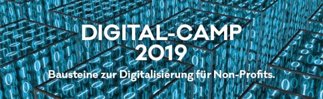 Digital-Camp 2019: 10 kostenfreie Webinare vom 20. bis 24. Mai 2019