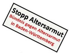 Bündnis gegen Altersarmut Baden-Württemberg fordert Kurswechsel in der Rentenpolitik