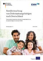 Familiennachzug: BAMF Fokusstudie