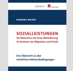 Publikation zu Sozialleistungen für Menschen mit einer Behinderung im Kontext von Migration und Flucht