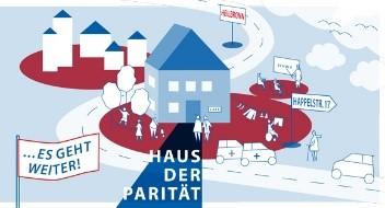 """Aufruf: Weiterentwicklung """"Haus der Parität"""" in Heilbronn"""