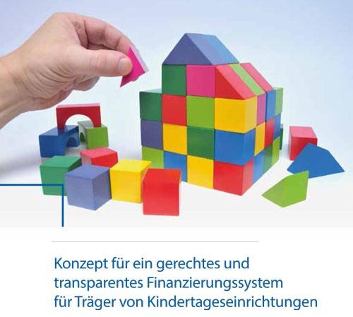 Paritätischer stellt Konzept für Neuordnung der Finanzierung von Kindertageseinrichtungen vor