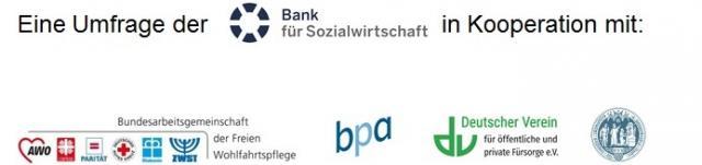 Digitaler Wandel – Umfrage der Bank für Sozialwirtschaft