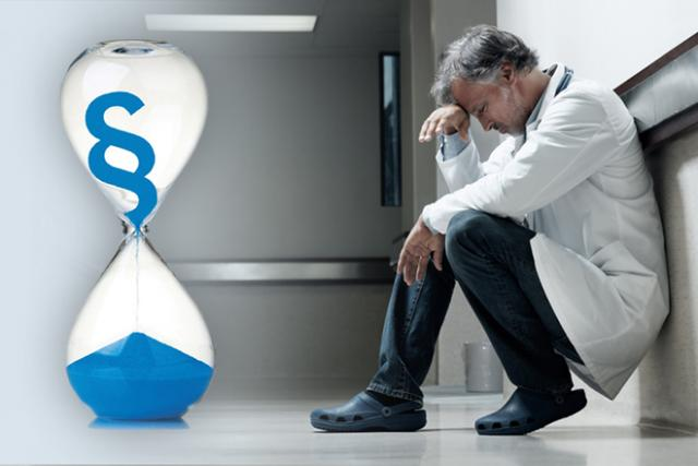 Petition: Patientensicherheit verbessern - Ärztliche Arbeitszeit konsequent kontrollieren